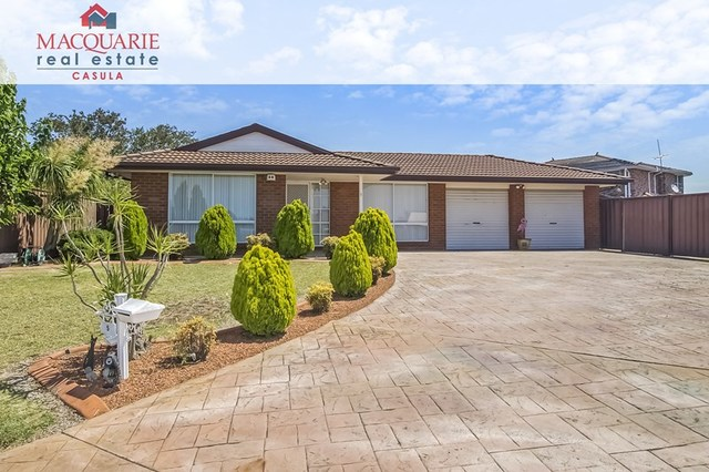5 Jockey Close, Casula NSW 2170
