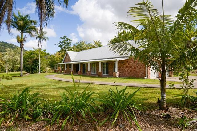 845 Gregory Cannon Valley Road, Strathdickie QLD 4800