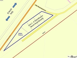 Lot 1 - 4 Tully Mission Beach Rd