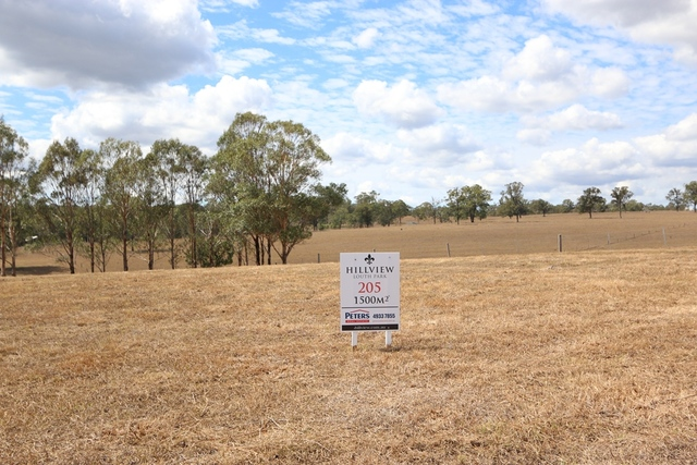 Lot 205 Hillview, Louth Park NSW 2320