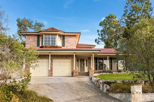 14 Belltrees Close, Glen Alpine NSW 2560
