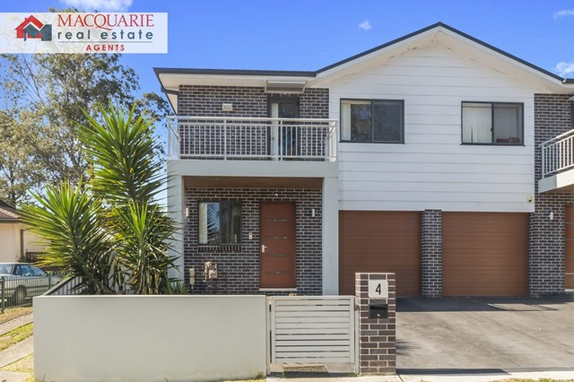 4/1 Harold  Street, Macquarie Fields NSW 2564