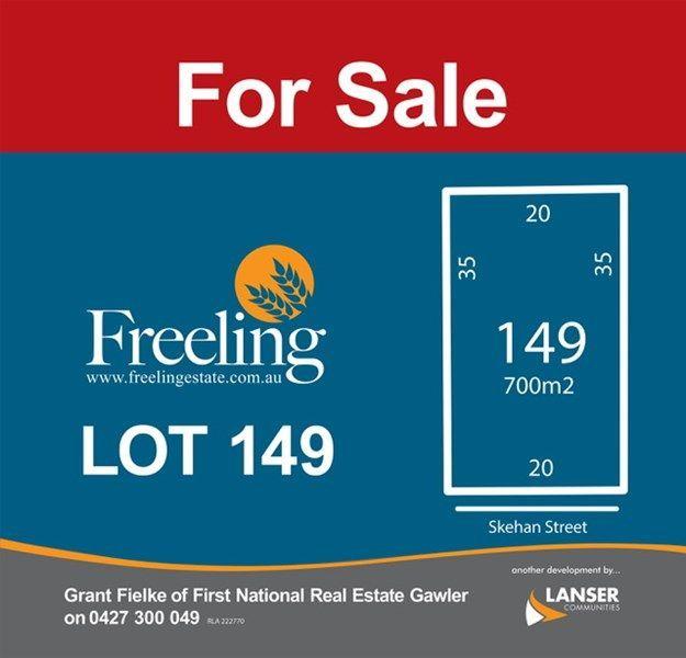 Lot 149 Skehan Street, SA 5372
