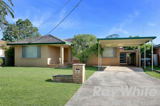 6 Christie Street, South Penrith NSW 2750