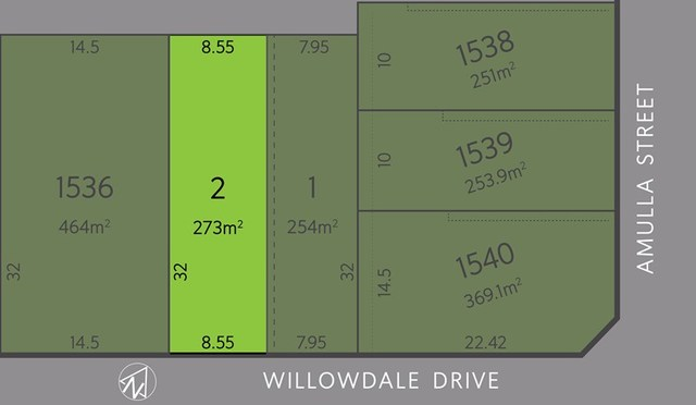 Lot 2, 43 Willowdale Drive, Leppington NSW 2179