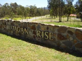 Watagan Rise