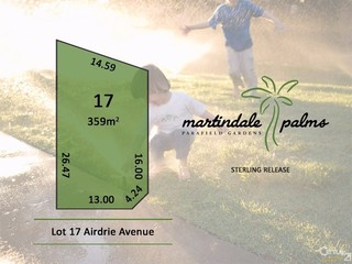 Lot 17 Airdrie Avenue