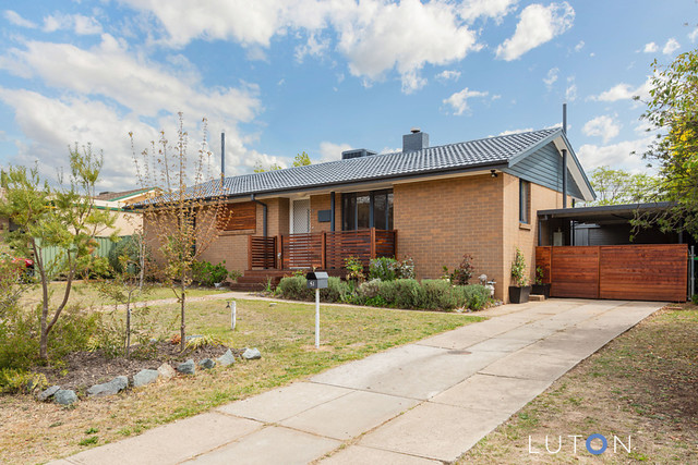 51 Pennefather Street, Higgins ACT 2615
