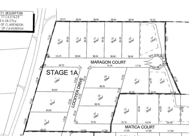 Lot 34 Lockyer Drive, Adare QLD 4343