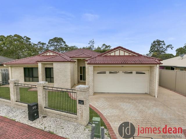 24 Fennessey Close, Wakerley QLD 4154